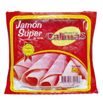 Calima Jamón 500 Gramos X 22 Tajadas