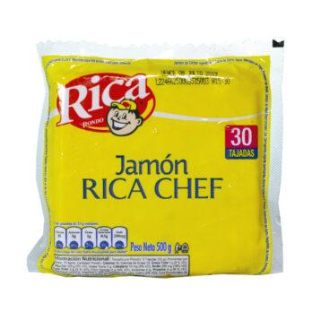 Ricachef Jamón X 500 Gramos