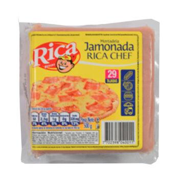 Rica Chef Jamonada x 500 Gramos X 29 Tajadas
