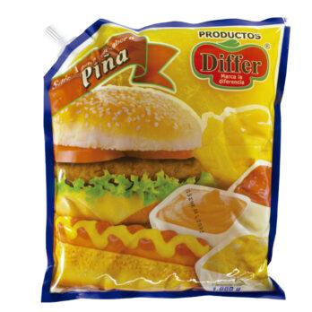 Differ Salsa Piña X 4 Kilos