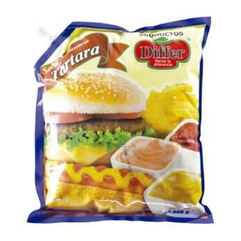 Differ Salsa Tartara X 4 Kilos