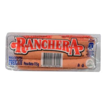 Salchicha Ranchera Zenu Penta X 5 Unidades