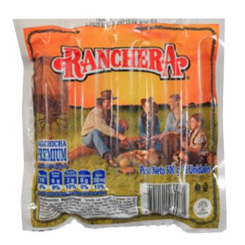 Salchicha Ranchera X 16 Unidades