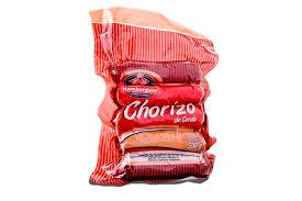 Chorizo hamburguer x 500 gr x 10 und