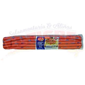 Salchicha Big Rica De Pollo XL x 10 Unidades