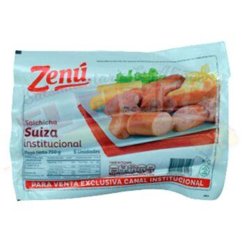 Zenu Suiza Paquete x 6 Unidades