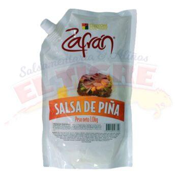 Salsa De Piña Zafrán x Kilo