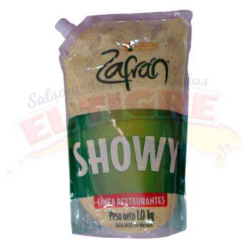 Salsa Zafrán Showy Restaurante x Kilo