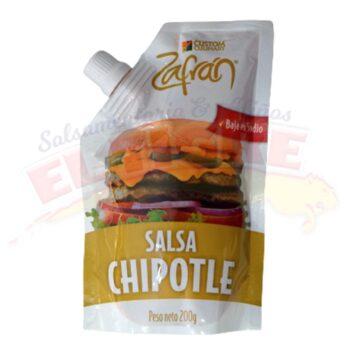 Salsa Zafrán Chipotle x 200 Gramos