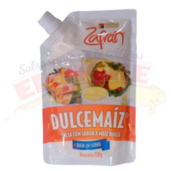 Salsa Zafrán Dulce Maiz  x 200 Gramos