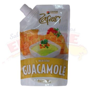 Salsa Zafrán Guacamole x 200 Gramos