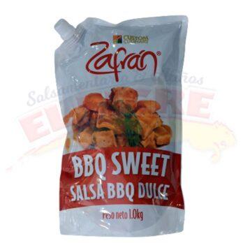 Salsa Zafrán BBQ Sweet x Kilo