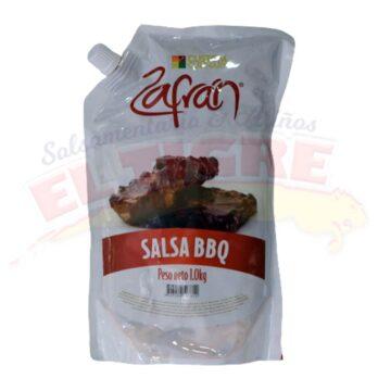 Salsa Zafrán BBQ Tradicional x Kilo