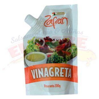 Salsa Zafrán Vinagreta x 200 Gramos