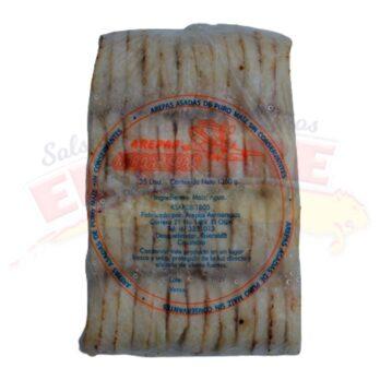 Arepa Redonda Pequeña Paquete x 50 Unidades