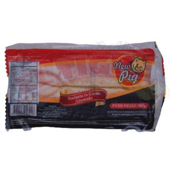 Tocineta De Cerdo Ahumada New Pig x 500 Gramos