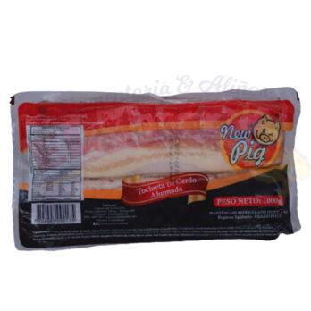 Tocineta De Cerdo Ahumada New Pig x 1.000 Gramos