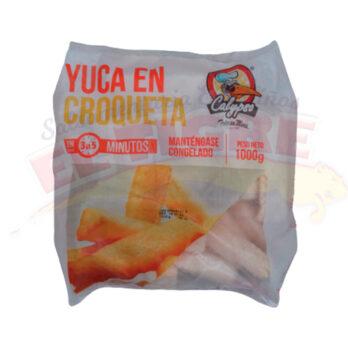 Yuca En Croquetas x 1 Kilo