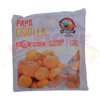 Papa Criolla x 1 Kilo