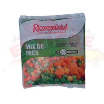 Mix De Verduras x 500 Gramos