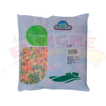 Mix De Verduras x 1.000 Gramos
